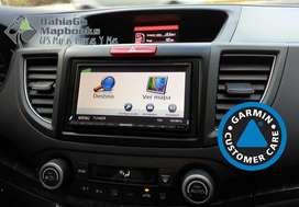 Instalá Sistema Garmin GPS en stereos radios