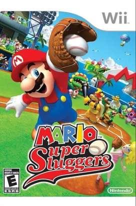Juegos De Nintendo Wii Originales Mario, Lego, Y Otros