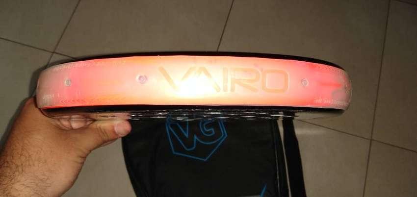 Se vende paleta de Padel Vairo 9.1 0