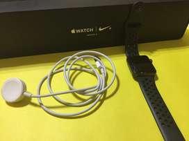 Smartwatch apple series 3 nike