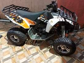 Cuadrón 250cc. Mad Max 4x2, 2020, casi nuevo
