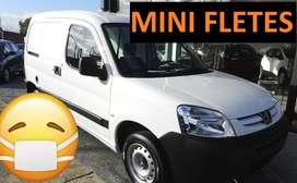 Mini Fletes Servicio de Traslados y Envíos
