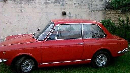 FIAT 800 COUPE retazado