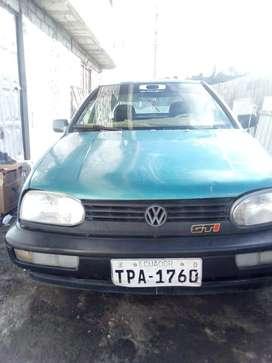 Se vende Volkswagen Golf año 94