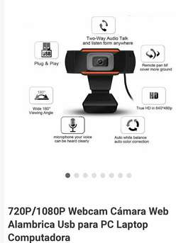 Camara Web FULL HD 1080