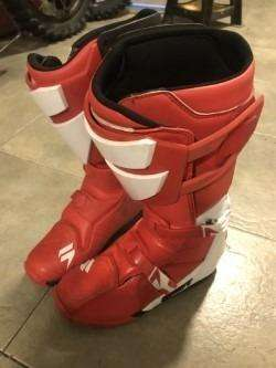 BOTAS SHIFT MOTOCROSS USADAS Nro 42