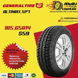Llantas 185.65r14 General Altimax xp7