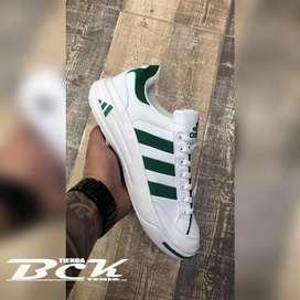 tenis zapatillas adidas nastase classics  hombre en bogota