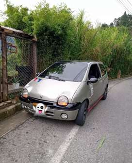 Carro twingo