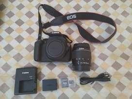 Vendo Camara Canon T5