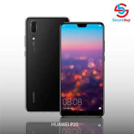 Huawei P20 Normal 128gb Negro Nuevo Sellado con Garantía