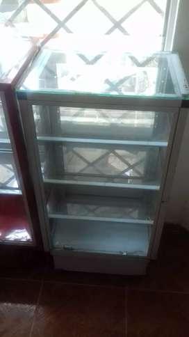 Mostrador vitrinas para locales