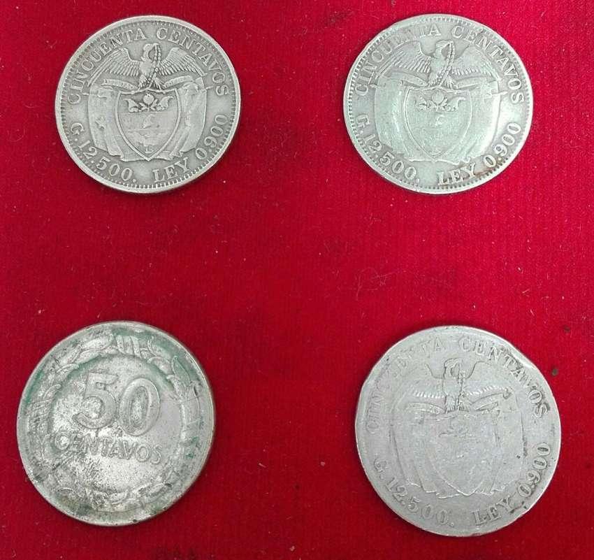 Colección de Monedas de Plata. 0