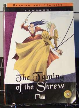 Liibro: The Taming Of The Shrew, William Shakespeare
