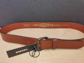 Cinturon Diesel Talla 36 100 CM Nuevo con Etiquetas