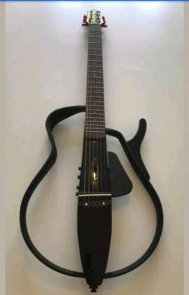 Guitarra Silent Yamaha Slg 110s Original