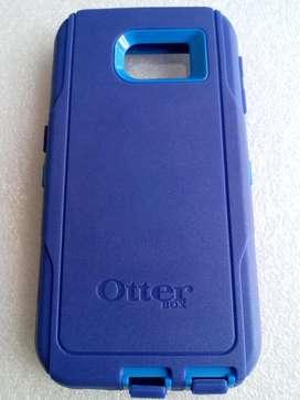 Funda Antishock Otterbox Galaxy S6. Azul