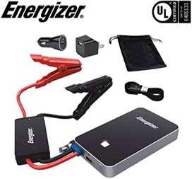 Cargador Arrancador Batería Auto Energizer Nuevo