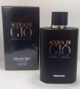 Perfume acqua Di gio profumo