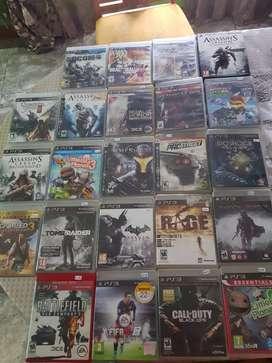 Ps3 juegos consulte