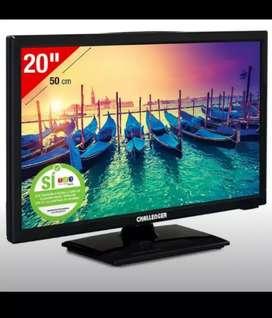 Vendo tv LCD en excelente estado de 20 pulgadas