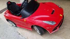 Ferrari montable electrico