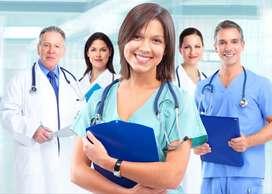 Laboratorio JONPHARMA Necesita contratar Médico especialista en TRAUMATOLOGÍA