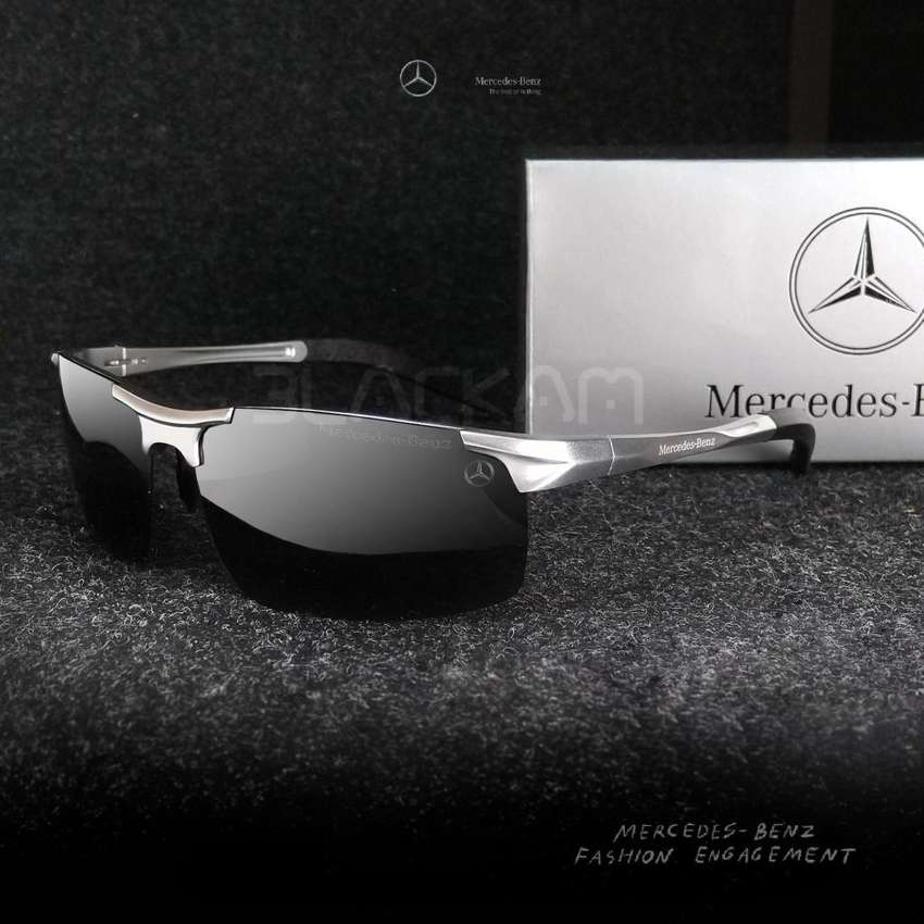 Gafas De Sol Polarizadas Mercedes Driving Men Glasses Men's 0