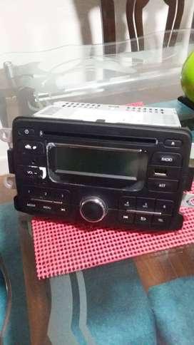 Radio original, para carro renault modelo logan familier modelo 2015