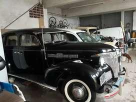 Chevrolet master de lujo