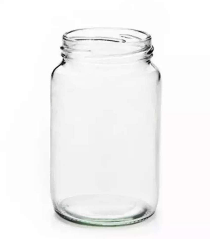 Vendo frascos de mermelada 0