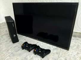 Xbox 360 más tv