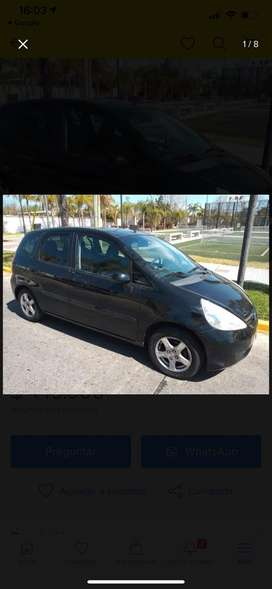 Vendo repuestos honda fit