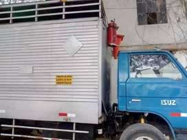Alquilo camion de 5ton por mes para empresas