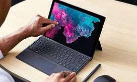COMBO Tablet + Teclado Microsoft Surface Pro 7 I5 12.3 128gb 8gb