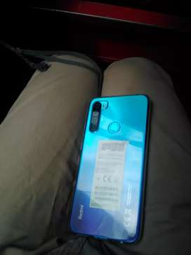 Vendo mi Xiaomi Redmi Note 8