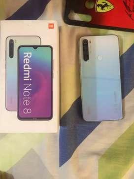 Vendo o cambio Xiaomi Redmi Note 8 Nuevo.