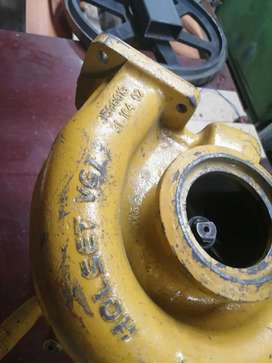 Se vende turbo cargador motor ISX marca Holset VGT