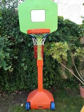 Aro de basquet ROTOY's