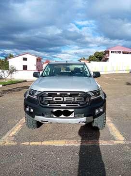 Ford Ranger 3.2 diesel Flamante poco recorrido