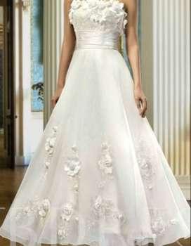 Se vende lindo vestido de novia de novia