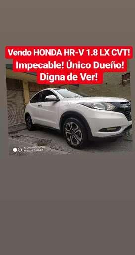 Vendo Honda HR-V IMPECABLE! Único Dueño!!