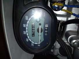 Yamaha XTZ al día titular $190.000