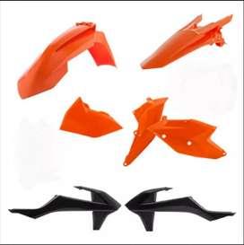 KIT DE PLASTICOS ACERBIS KTM EXC