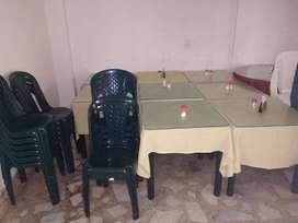 Venta de Mesas y silla NEGOCIABLE