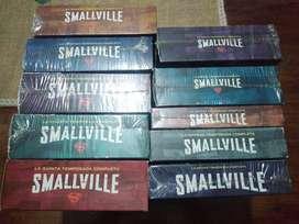 Smallville - Serie Completa DVD ORIGINAL
