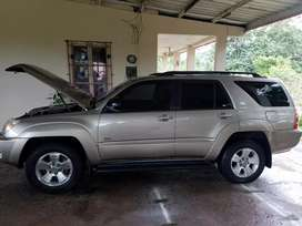 Se vende o trade in 4runner