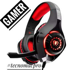 Auricular gamer para PC EWTTO
