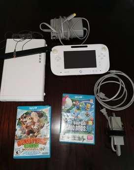 Nintendo Wiiu con Peliculas