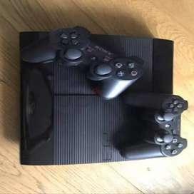 Play 3 con 2 controles